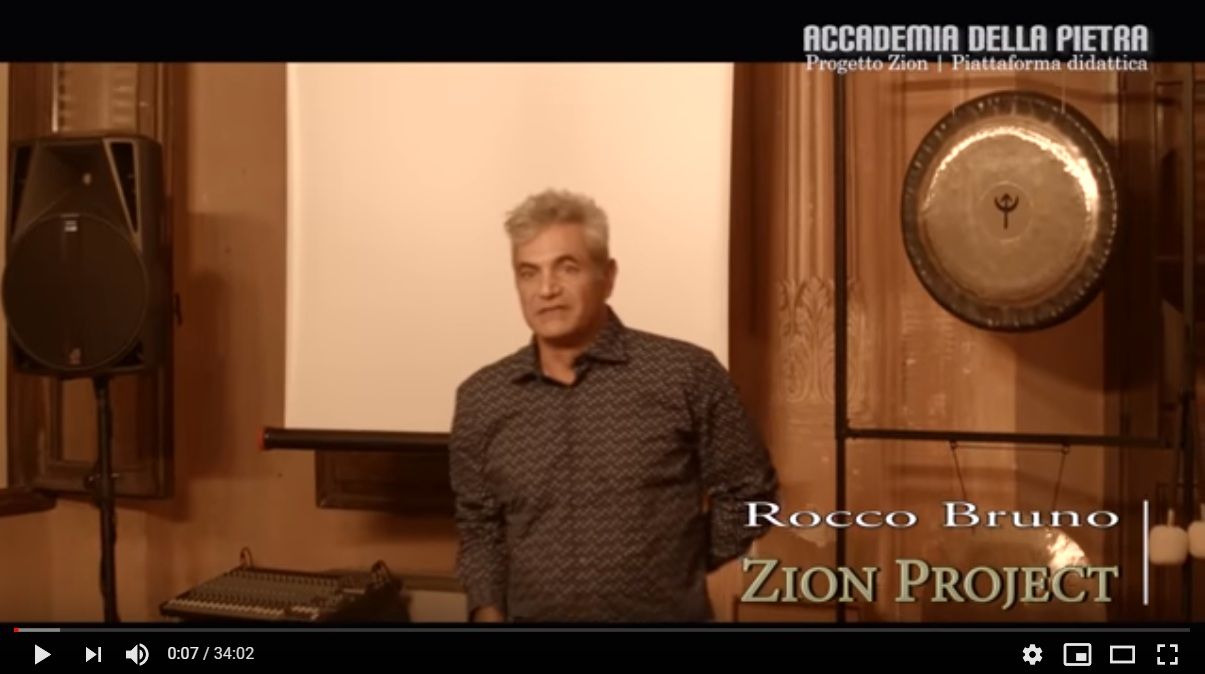 Rocco Bruno | Documentario e Sintesi | Zion Project | Flero (BS) – 2018