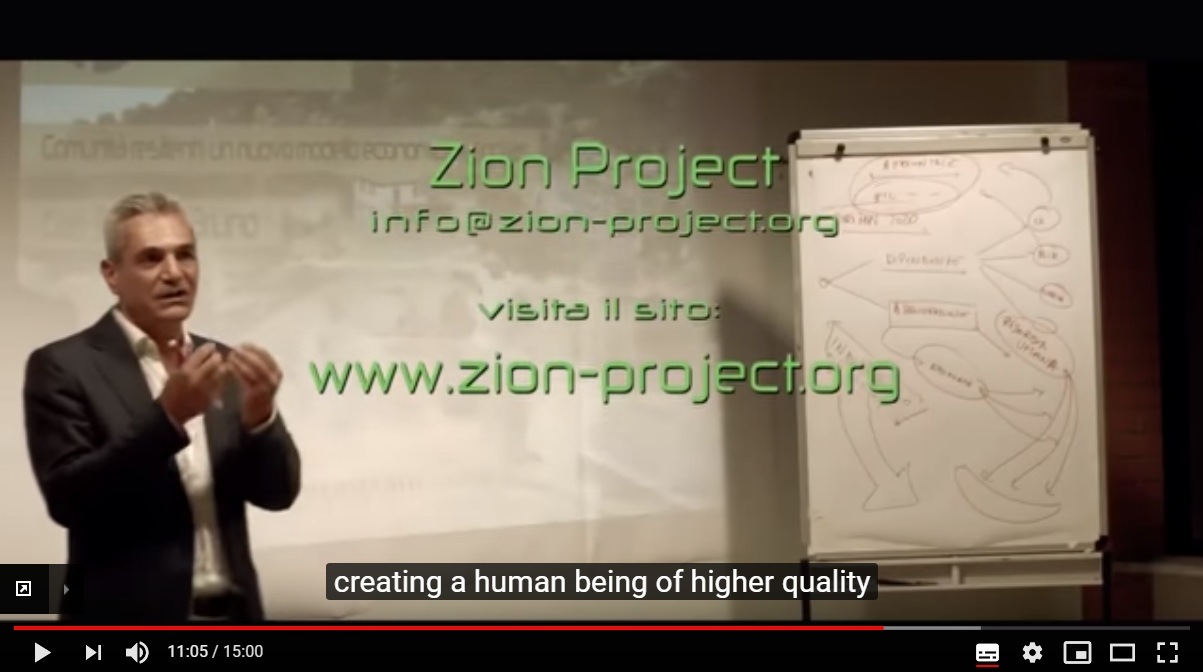 Zion Project Reloaded | Rocco Bruno (English subtitled)
